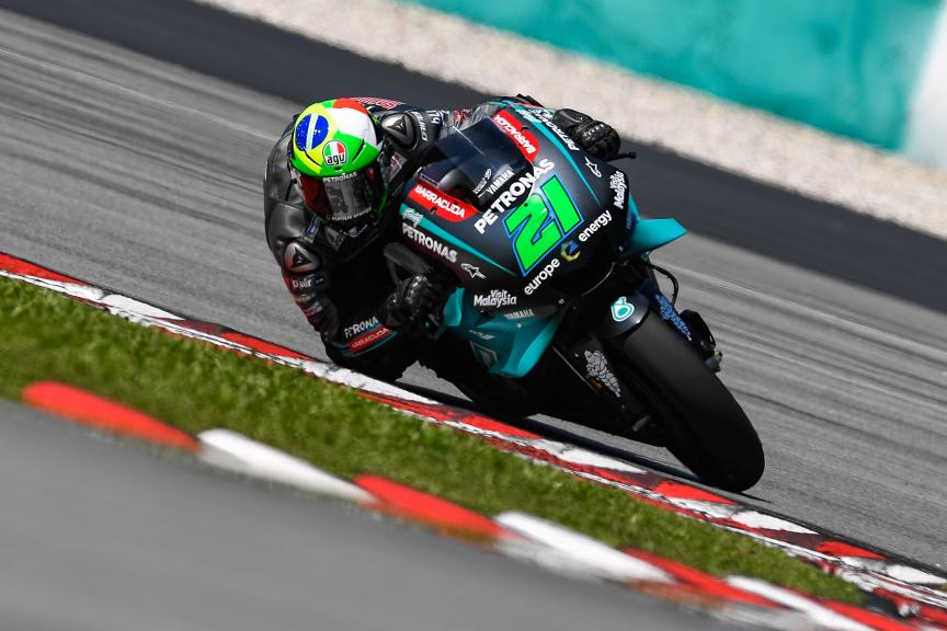 Franco Morbidelli, Petronas Yamaha SRT, MotoGP™ Sepang Winter Test