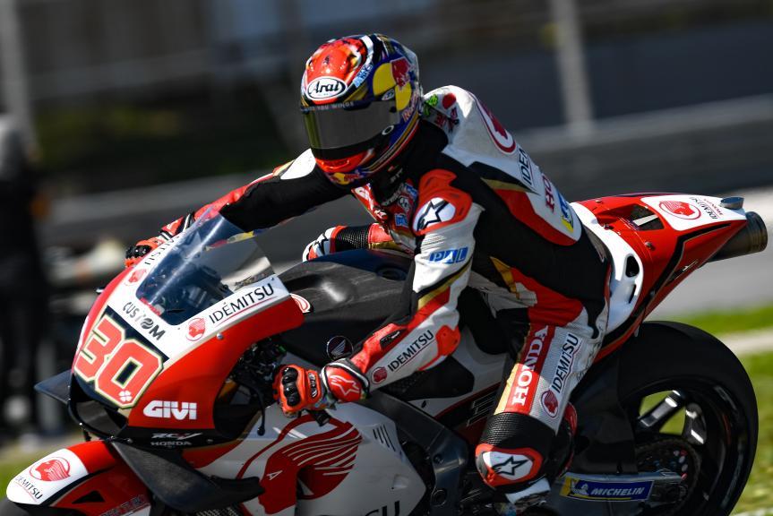 Takaaki Nakagami, LCR Honda Idemitsu, MotoGP™ Sepang Winter Test