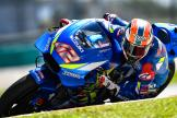 Alex Rins, Team Suzuki Ecstar, MotoGP™ Sepang Winter Test