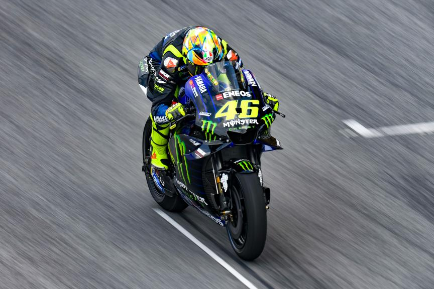 Valentino Rossi, Monster Energy Yamaha Motogp, MotoGP™ Sepang Winter Test