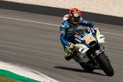 Tito Rabat, el líder de las Ducati en Sepang