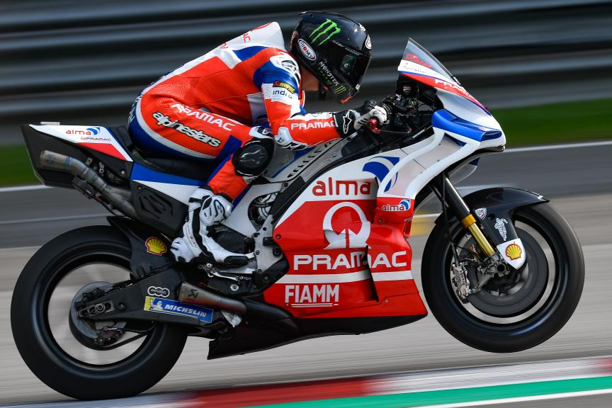 Francesco Bagnaia, Alma Pramac Racing, MotoGP™ Sepang Winter Test