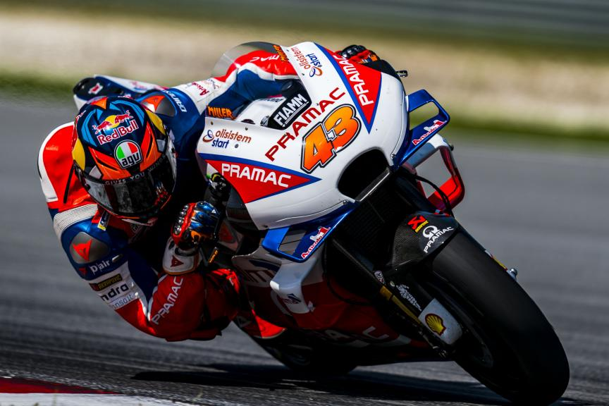 Jack Miller, Alma Pramac Racing, MotoGP™ Sepang Winter Test