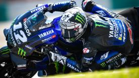 The Yamaha factory team have been working hard over the winter break. How do the riders feel after Day 1 of testing in Sepang?