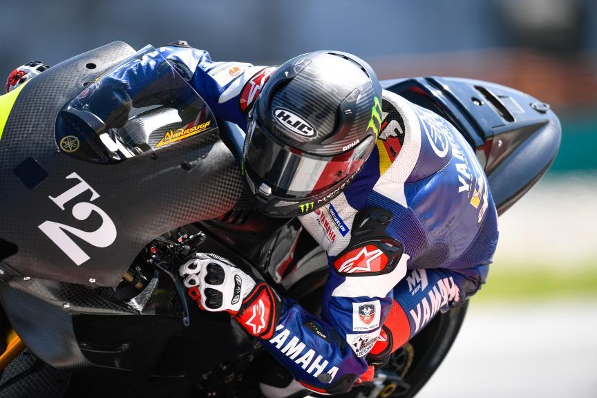 Katsuyuki Nakasuga, Yamaha Test Team, MotoGP™ Sepang Winter Test