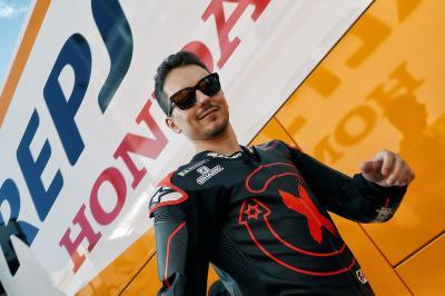 Lorenzo, ¡invitado de lujo en el After the Flag de Sepang!