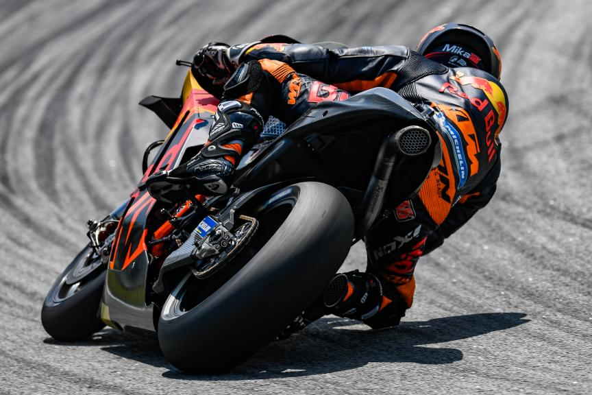 Mika Kallio, Red Bull Ktm Factory Racing Test Team, MotoGP™ Sepang Winter Test