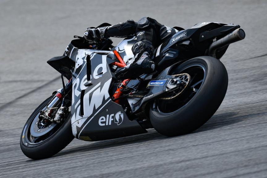 Miguel Oliveira, Red Bull KTM Tech 3, MotoGP™ Sepang Winter Test