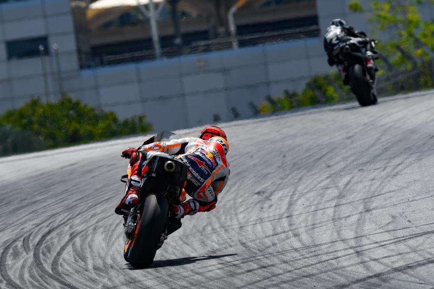Marc Marquez, Repsol Honda Team, MotoGP™ Sepang Winter Test