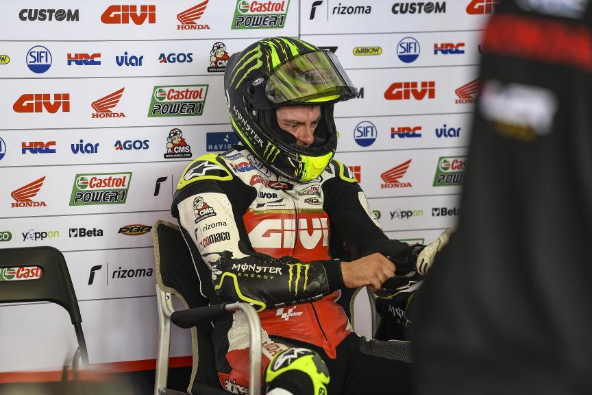 Cal Crutchlow, LCR Honda Castrol, MotoGP™ Sepang Winter Test