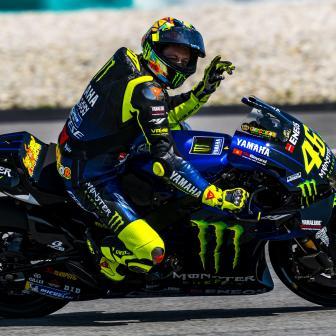 """Rossi: """"Wir haben etwas gefunden, was die Leistung verbesser"""