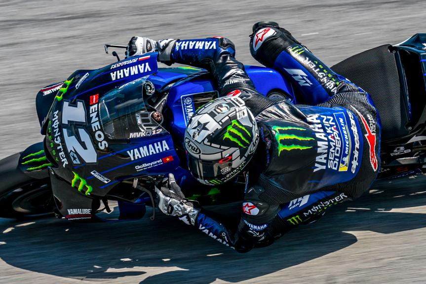 Maverick Vinales, Monster Energy Yamaha Motogp, MotoGP™ Sepang Winter Test