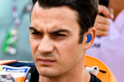Pedrosa undergoes stem cell treatment on collarbone