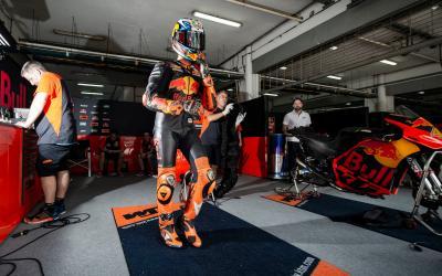 Pol Espargaró, 'obsesionado' con el desarrollo de la KTM