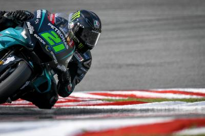 Best photos: Sepang Test Day 3