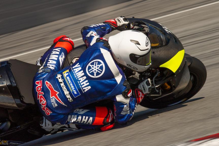 Jonas Folger, Yamaha Test Team, MotoGP™ Sepang Winter Test