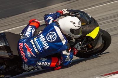 Yamaha apuesta fuerte por un equipo test europeo
