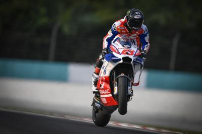"""Bagnaia: """"Heute bin ich schon eher wie ein MotoGP-Fahrer gef"""