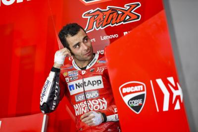 Petrucci powers to P1 on Day 3 in Sepang