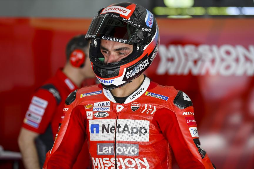 Danilo Petrucci, Mission Winnow Ducati, MotoGP™ Sepang Winter Test