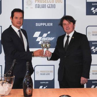 Consorzio Prosecco DOC neuer MotoGP™ Sponsor