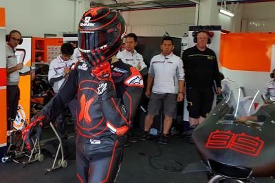 Lorenzo : « Je récupère assez vite ! »