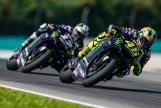 Valentino Rossi, Maverick Viñales, Monster Energy Yamaha Motogp, MotoGP™ Sepang Winter Test