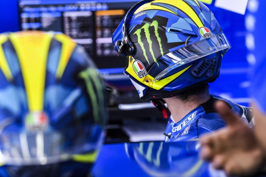 Joan Mir, Team Suzuki Ecstar, MotoGP™ Sepang Winter Test