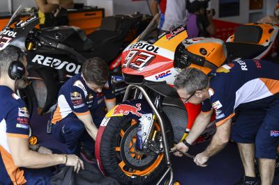Sepang Test: what did we see introduced?