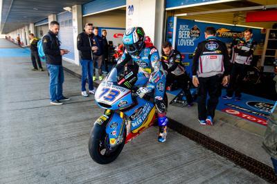 Moto2™ et Moto3™ font escale à Jerez !