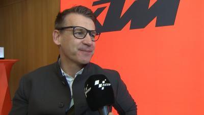 Pit Beirer:'Vom Rookies Cup bis MotoGP -mit nur einer Marke'