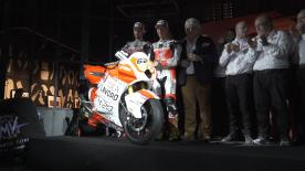 With title sponsor Idea Lavoro, the team launched in Milan and will be on the Moto2™ grid in 2019 with Stefan Manzi and Dominique Aegerter