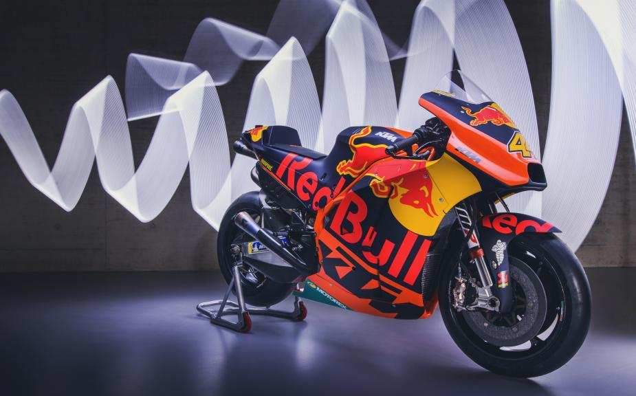 Pol Espargaro, Red Bull KTM Factory Racing, 2019 launch