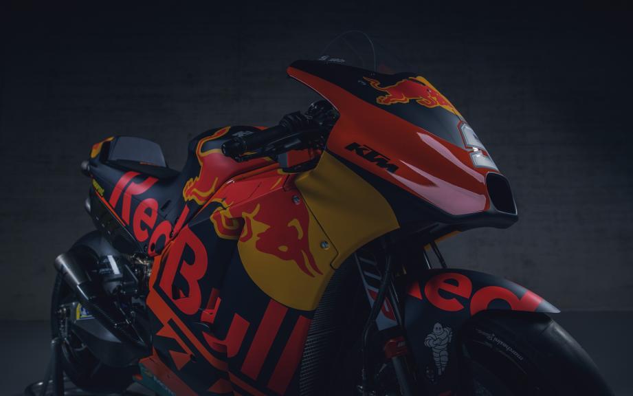 Johann Zarco, Red Bull KTM Factory Racing, 2019 launch