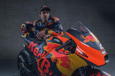 "Zarco: ""KTM are ready to invest a lot and I am motivated"""