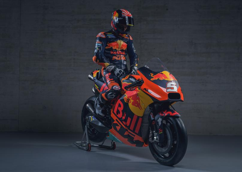 Johann Zarco, Red Bull KTM Factory Racing, 2019 launch