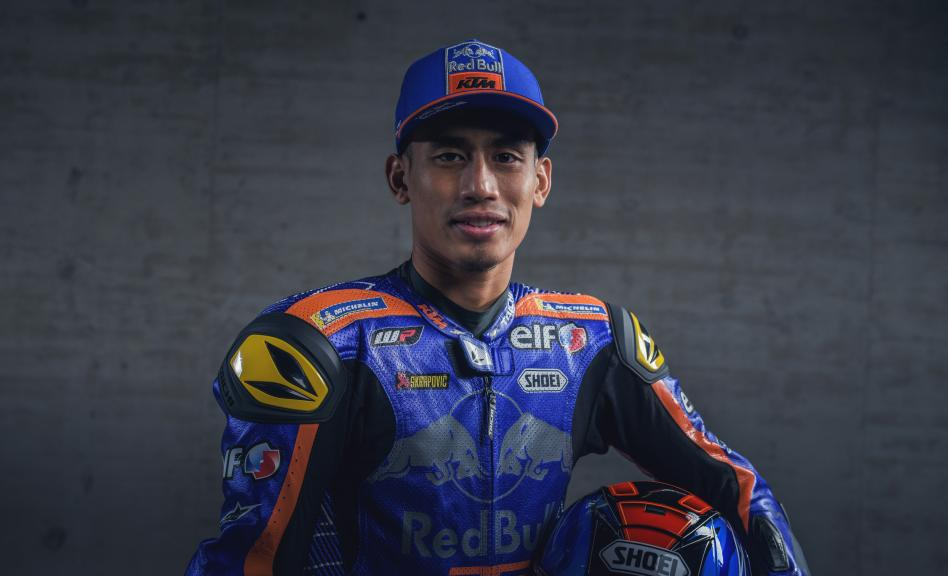 Hafizh Syahrin, KTM Tech 3 Racing, 2019 launch