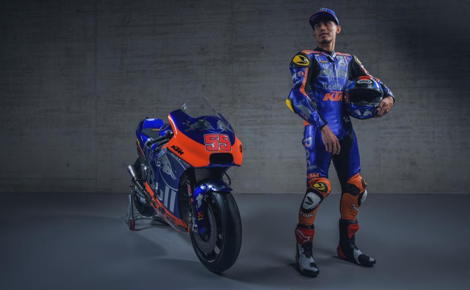 Hafizh Syahrin, KTM Tech 3 Racing, 2019 launch