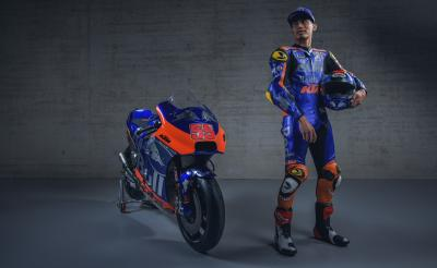 Syahrin, Oliveira and the new Tech 3