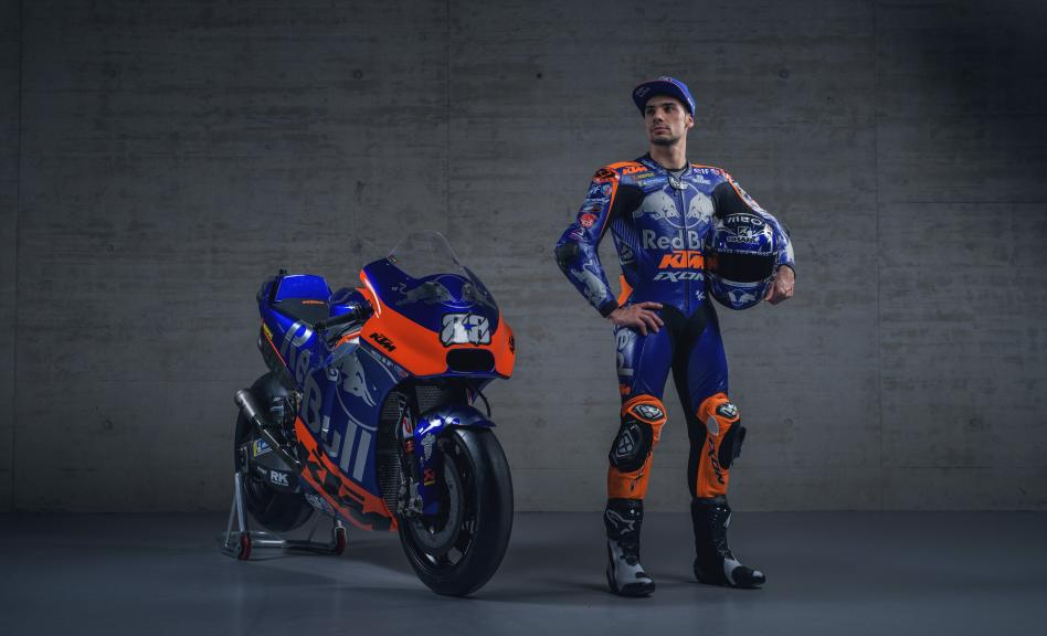 Miguel Oliveira, KTM Tech 3 Racing, 2019 launch