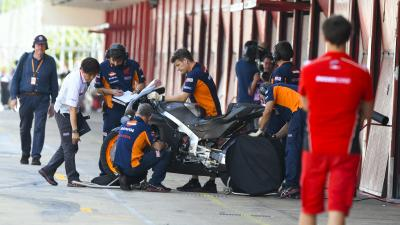 Pre-season: MotoGP™'s technical battle