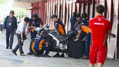 La 'batalla' tecnológica estalla en MotoGP™