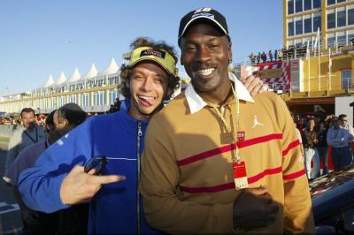 Rossi, 40 anni da vincente e in buona compagnia
