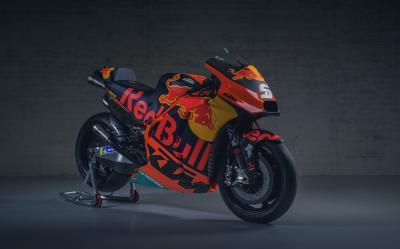 Las imágenes de la nueva RC16 de Red Bull KTM Factory Racing