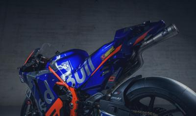 Toutes les images du photo shooting Red Bull KTM Tech3 !