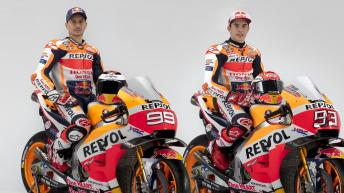 Repsol Honda Team 2019 Photo Shoot
