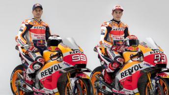 Repsol Honda Team 2019 Photo Shoot