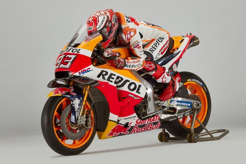 Marc Marquez, Repsol Honda Team 2019