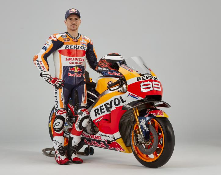 Jorge Lorenzo, Repsol Honda Team 2019
