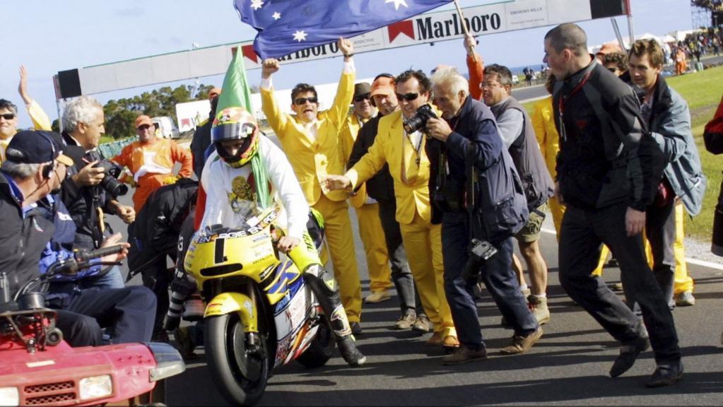 TC-Austalia 2001